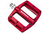 Sixpack Icon mini Pedale red